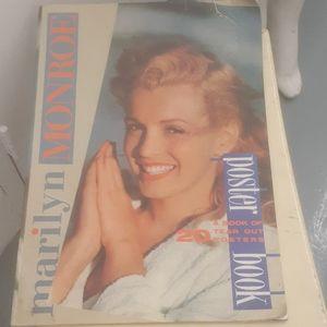 Marilyn Monroe  poster book